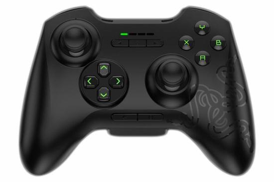 Controle Gaming Razer Serval RZ06-01280100 Blutooth para Android - Preto