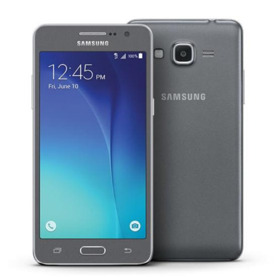 Celular Samsung Galaxy Grand Prime SM-G530T 1 Chip 8GB-Grey