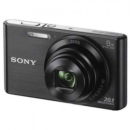 Camera Sony DSC-W830 20MP/ 8X/ HD Preto