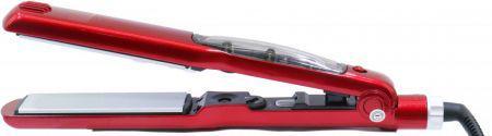 Alisador de Cabelo BAK BK-PR62 - Vapor - Bivolt - Vermelho