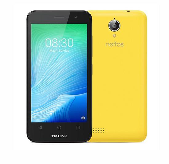 """TP-Link Celular Neffos Y50 4G Lte 4.5"""" 8GB TP803A31BR Amarel"""