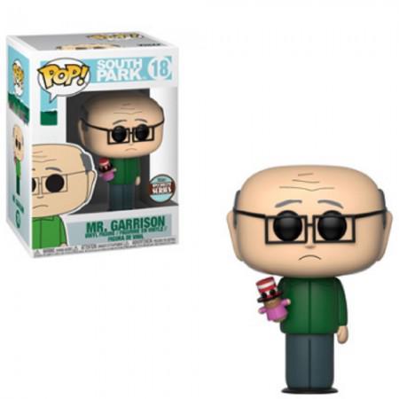 Boneco Funko Pop - South Park - MR.Garrison *Ex* 18