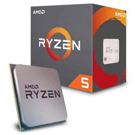 Processador AMD Ryzen 2600X AM4 2 Geracao 6C/12T