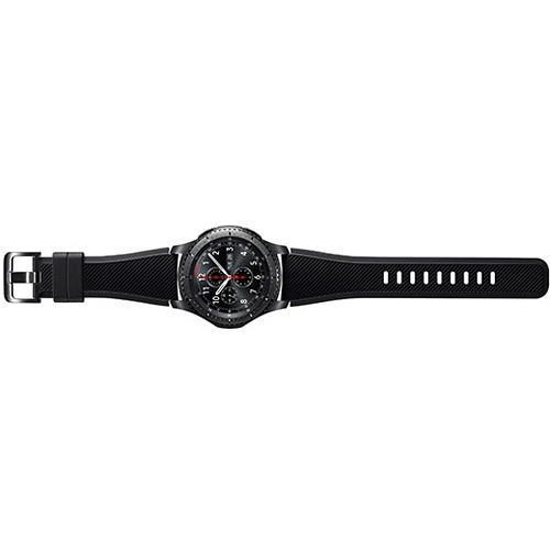 Relogio Smartwatch Samsung Gear S3 Frontier R760 Cinza/Preto