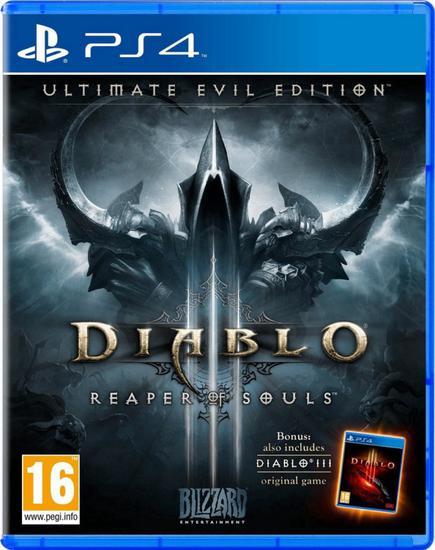 Jogo Diablo III Reaper Of Souls - PS4