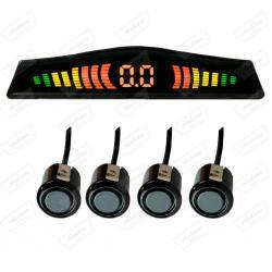 Sensor de Estacionamento *Audium Performance APS-4 4 Sensores (Preto)