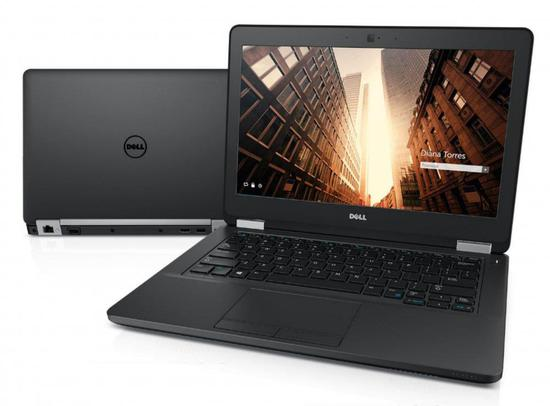 "Notebook Dell Latitud E5270 i5-2.3/ 8G/ 500/ 12.5""/ W10/ Ingles Preto"