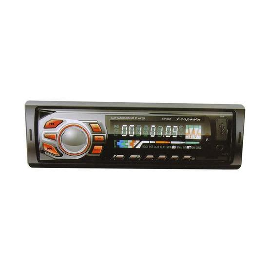 Auto Radio Cd Player Car Ecopower Ep602 Bluetooth Usb Sd Rhprasparaguaibr: Car Radio With Cd Player At Gmaili.net