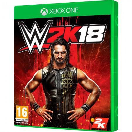 Jogo Wwe 2K18 Xbox One