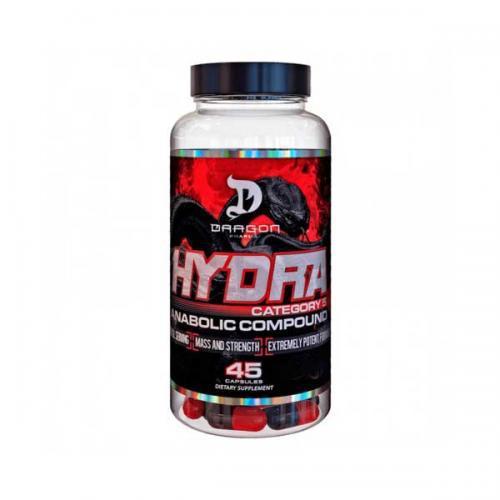 Hydra Anabolic Compound - 45 Capsulas - D.Pharma