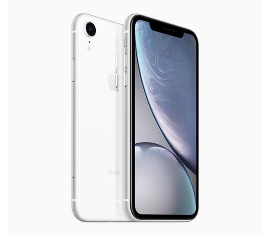 Celular Apple iPhone XR A2105 - 128 GB MRYD2LZ/A Branco