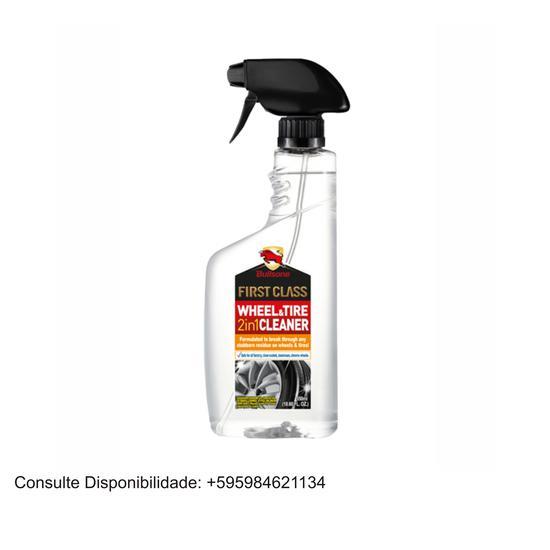 Bullsone Higiene Limpador de Rodas e Pneus Bullsone 2EM1