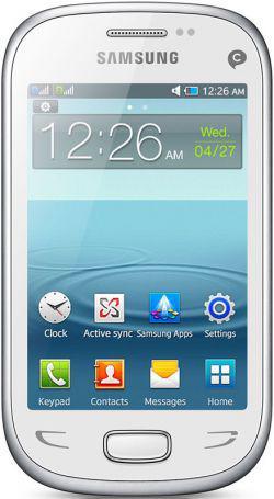 Celular Samsung Rex 90 S5292 Branco