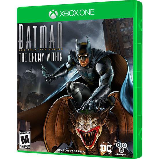 Jogo Batman The Enemy Within Telltale Series Xbox One