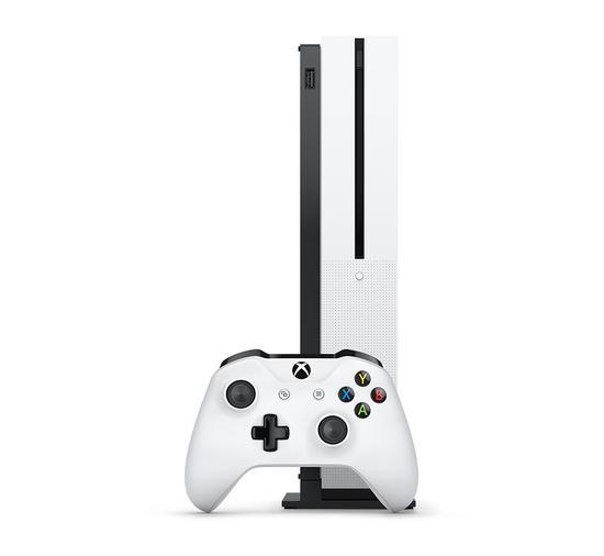 Console Xbox One s 1TB (Carg Eur) Branco