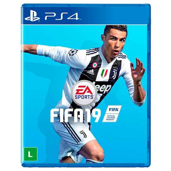 Jogo PS4 - Fifa 19 (Portugues)