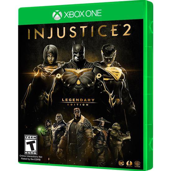 Xbone Injustice 2 Legendary Edition