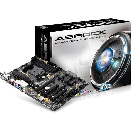 Placa Mãe Asrock FM2 + A88X FM2A88X Pro