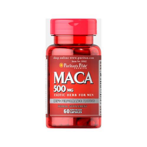 Maca 500MG - Vitamel 60 Capsulas