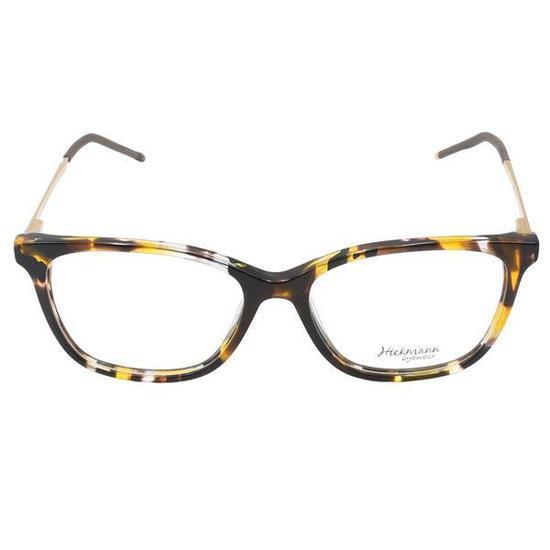 Armacao para Oculos de Grau Ana Hickmann HI6042-G21 Feminina -  Tartaruga Dourado 0e77777f79