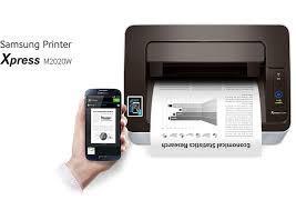 Impressora Samsung Laser SL-M2020W/XBG 220V