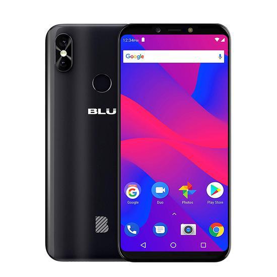 Celular Blu Studio Mega S910Q Dual 16 GB - Preto