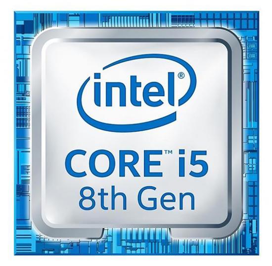 Processador Intel Core i5 LGA1151 i5-8400 2.8 GHZ 9MB Cache com Cooler