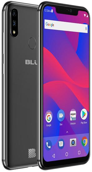 "Smartphone Blu Vivo Xi+ Dual Sim Lte 6.2"" FHD 128GB/6GB Preto - Garantia 1 Ano No Brasil"