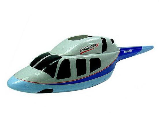 NE4219002 Cabin Set Swordfish SX