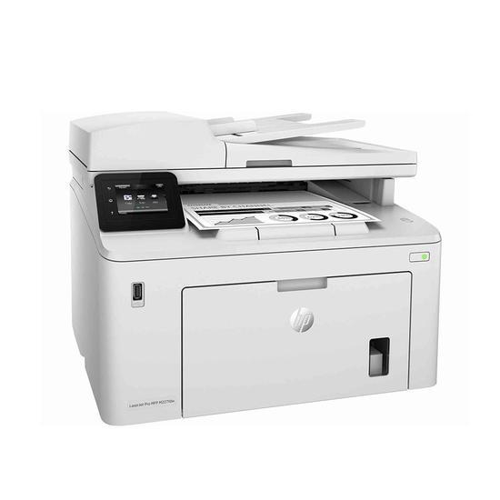 Impressora Multifuncional HP Laserjet Pro M227FDW Wifi/110V