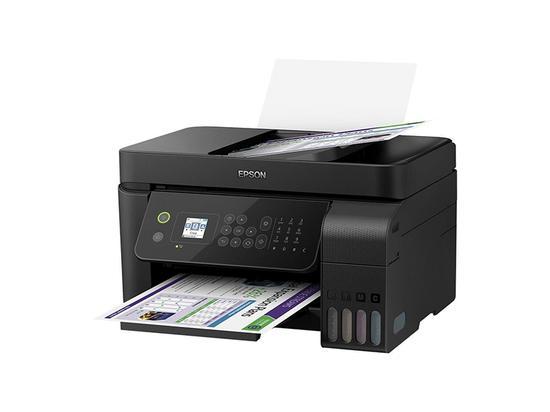 Impressora Epson L5190 Multifuncional Imp/ Cop/ Scan/ Fax/ Wifi/ Bivolt