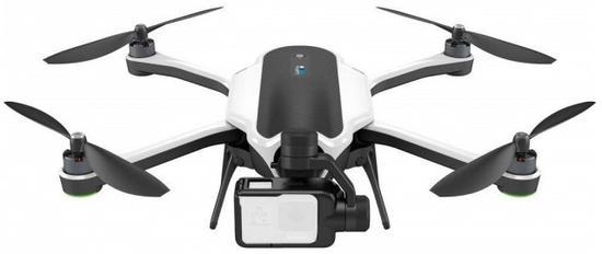 Drone Gopro QKWXX-511 - Karma - para Hero 5 Black - com Bolsa
