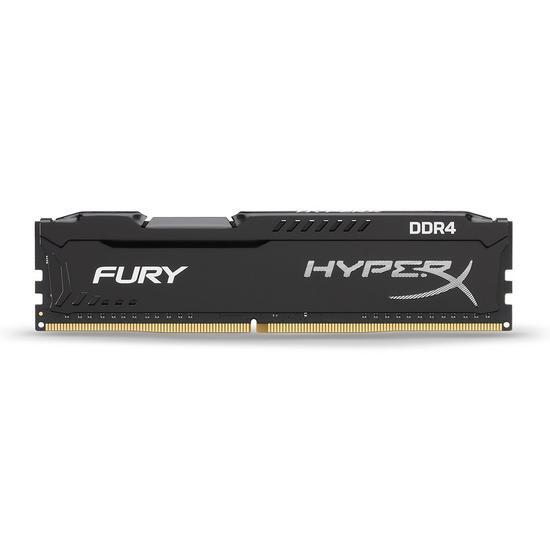 Memória Ram DDR4 Kingston 2666 MHZ 4 GB Hyperx Fury HX426C15FB/4 - Preto