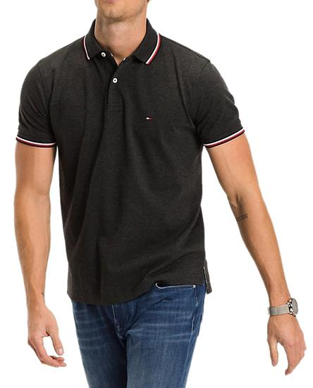 Camisa Polo Tommy Hilfiger MW0MW05148 093 - Masculina