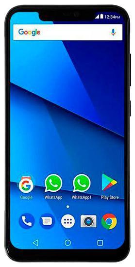 Celular Blu Vivo Xi V0311WW - 6.2 Polegadas - Dual-Sim - 128GB - 4G Lte - Preto