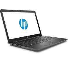 """Notebook HP 15-DA0081OD i7-7500U 2.7GHZ / 8GB / 256GB SSD / 15.6"""" HD Touch Screen - Cinza"""
