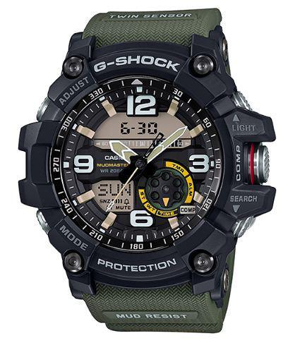 b7494da841e Relogio Casio G-Shock Mudmas com desconto de % no Paraguai
