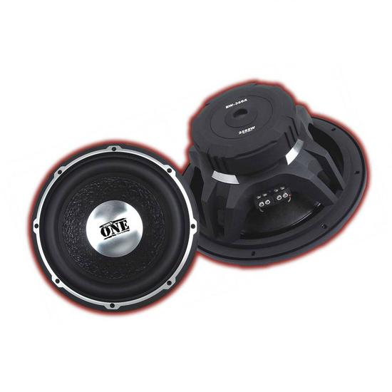 Subwoofer Booster BW-360A 12 Force 25000W