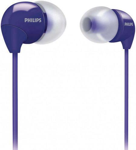 Fone de Ouvido Philips SHE-3590PP 1.2 Metros- Roxo