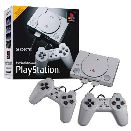 Playstation Classic Mini Edition