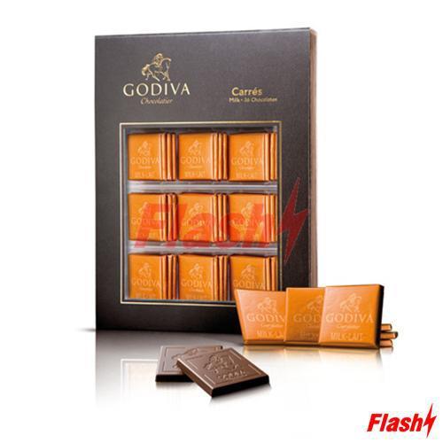 Godiva Chocolate Milk Mini 36PCS 190GR