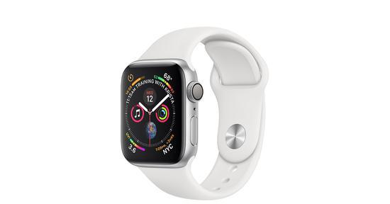 Apple Watch MTF22LL/A S3/42MM GPS Silver/White