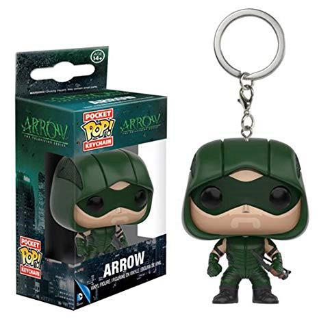 Funko Pop Keychain Arrow