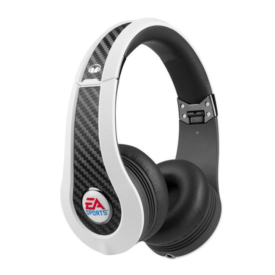 Headset Monster Ea Sports Carbon Xbox 360