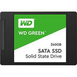 "HD SSD SATA3 2.5"" 240GB Western Digital Green"