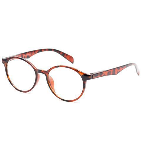 40131b7ff Oculos de Grau Italy Design SP54076 Feminino, Acetato, +2.5 - Marrom ...