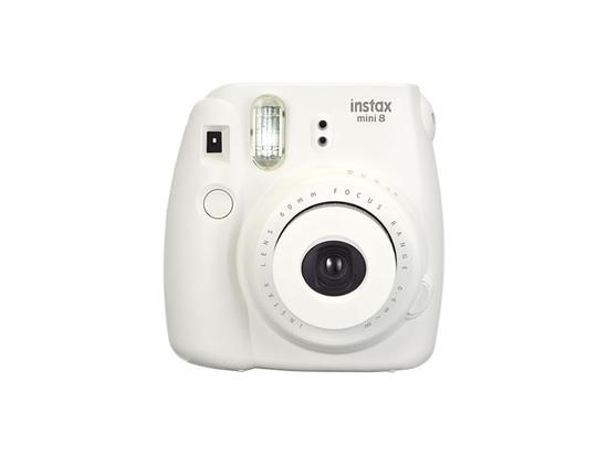 Camera Fuji Instax Mini 8 Branco