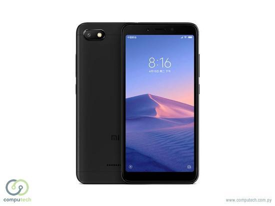 Celular Xiaomi Redmi 6A Dual 16GB Preto