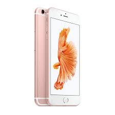 Celular iPhone 6S Plus 16GB Rose (A)*Somente AP