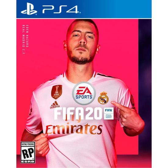 Jogo para Playstation 4 Ea FIFA20 - Espanhol